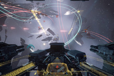 【E3 2015】Oculus Rift製品版と『EVE: Valkyrie』で未知の空間体験をを味わった 画像