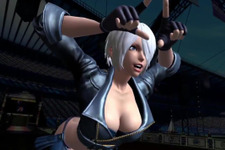 【PSX 15】『THE KING OF FIGHTERS XIV』新ゲームプレイシーンが披露―アンヘルやキングの姿も 画像