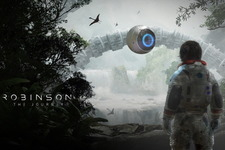 PS VR『ROBINSON THE JOURNEY』国内配信!恐竜が闊歩する惑星を探索