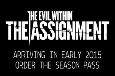 『The Evil Within』の第1弾DLC『The Assignment』が2015年初頭に配信決定 画像