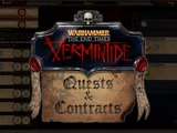 PC版『Vermintide』に新DLC「Quests & Contracts」配信!―新たな方法で戦利品獲得 画像