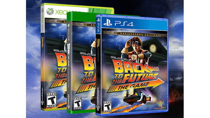 PS4/Xbox版『Back to the Future: The Game』が正式発表!―映画版第1作目の30周年記念