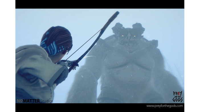 『ワンダと巨像』風インディー『Prey for the Gods』トレイラー、神との闘いを描くACT | Game*Spark - 国内・海外ゲーム情報サイト