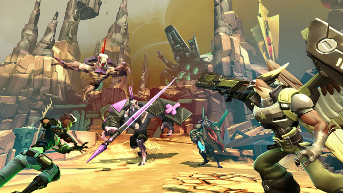 Gearbox新作『Battleborn』配信延期が決定―Take-Two決算報告より明らかに