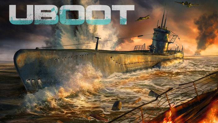WWII潜水艦管理シム『UBOOT』の様々な要素を披露する新映像!