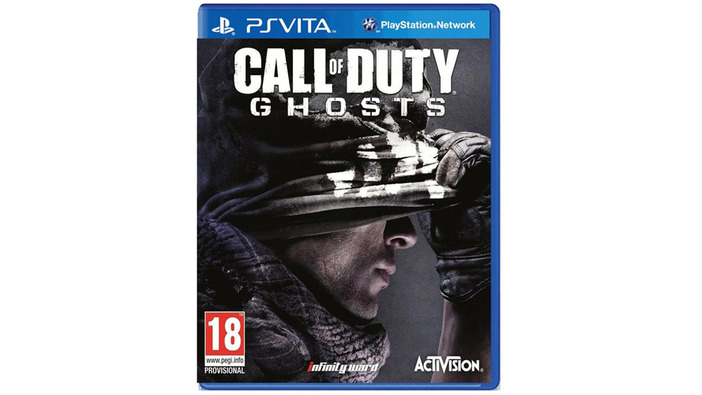 スペインGameStopにPS Vita版『Call of Duty: Ghosts』が掲載、Activisionは存在を否定