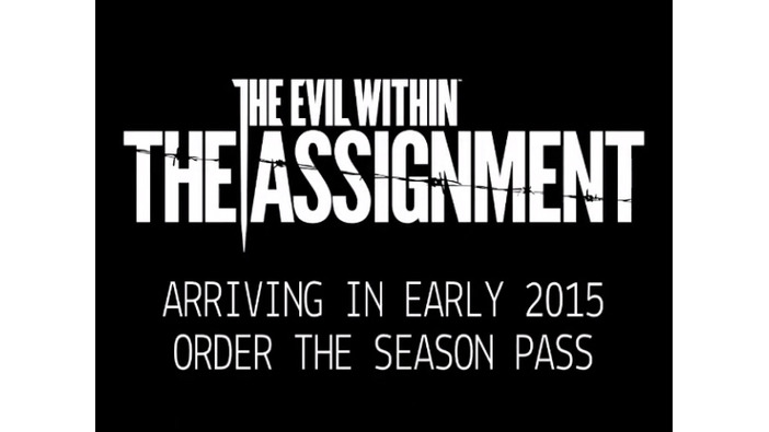 『The Evil Within』の第1弾DLC『The Assignment』が2015年初頭に配信決定