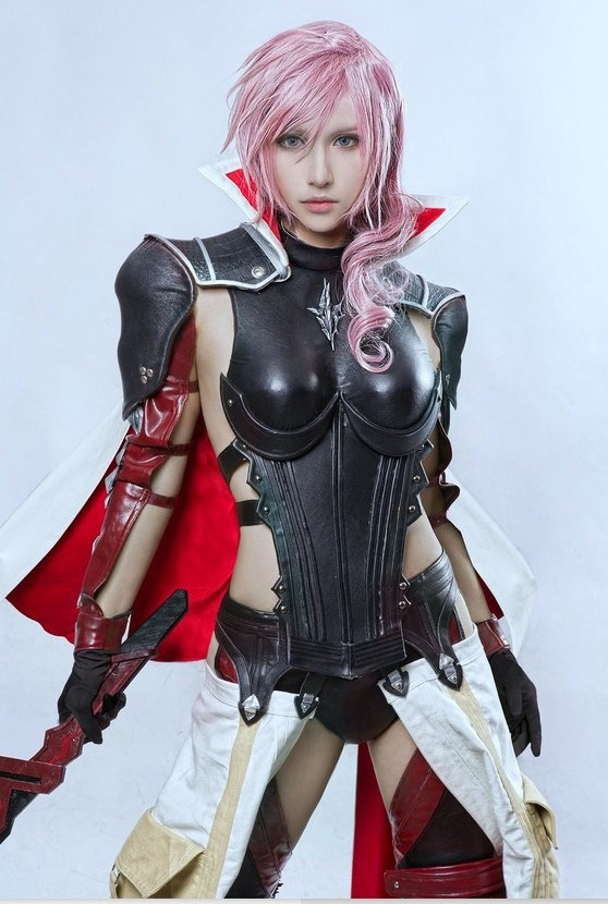 image Final fantasy xiii serah sell out 2 3d
