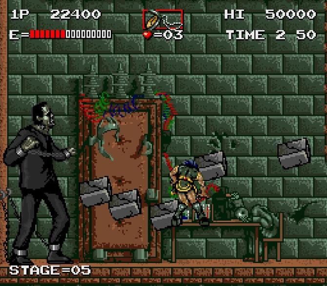 PS4アーケードアーカイブス『悪魔城ドラキュラ』12月1日配信決定! 4枚目の写真・画像PS4アーケードアーカイブス『悪魔城ドラキュラ』12月1日配信決定! 4枚目の写真・画像