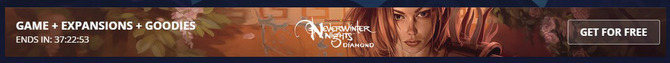 『Neverwinter Nights』が48時間無料入手可能―GOG「The Monstrous Winter Sale」開始