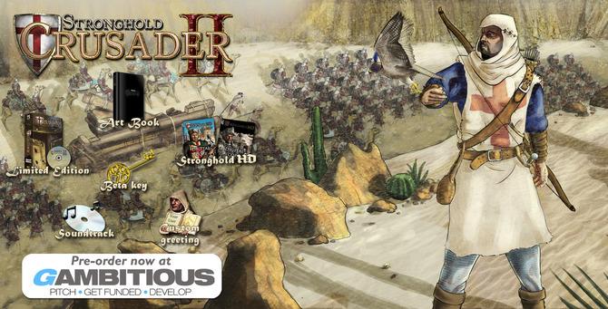 Stronghold Crusader Карты