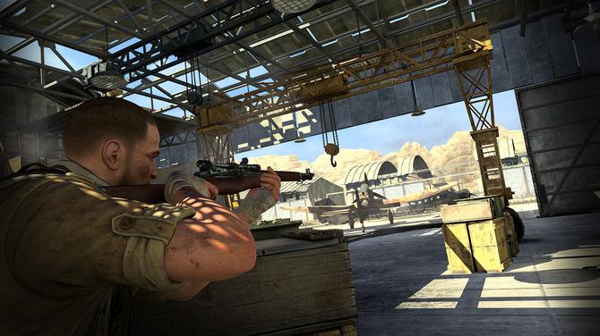 チャーチルを救え!『Sniper Elite 3』キャンペーンDLC「Save Churchill」が発表