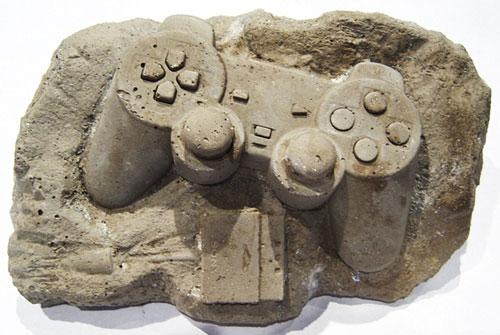 もしもゲーム機が化石として発掘...