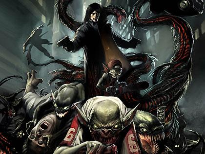 アメコミ原作FPS『The Darkness...