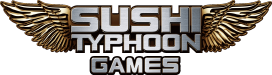 SUSHI TYPHOON GAMES