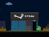 PC版『ケロブラスター』が11月にSteam配信決定―『洞窟物語』のPixel作品