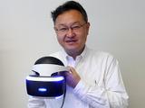 SCE吉田修平氏が北米市場やVR戦略語る―「2016年は出すと言ったものを出す」