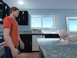 赤ちゃんvs父親の非対称マルチ『Who's Your Daddy』スリリング過ぎる新プレイ映像