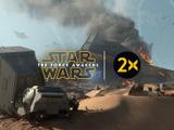 『STAR WARS バトルフロント』12月18日18時からスコア2倍!映画公開記念で