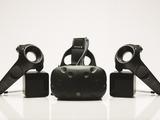 ValveとHTC共同開発VR「Vive」新モデル発表―フォースフィードバックやカメラを搭載