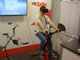 CES会場で見つけた個性派ゲームデバイスたち―VR、4D、フィットネスまで?