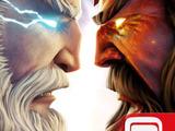 【60秒アプリタッチ】『Gods of Rome』-古代の神々や歴史上の英雄が争う格闘ゲーム