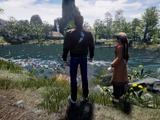 『シェンムー3』新イメージ3点がお披露目―芭月涼、莎花の後ろ姿も