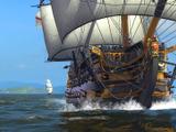 帆船テーマのオープンワールドマルチプレイ『Naval Action』がSteam早期アクセスに登場