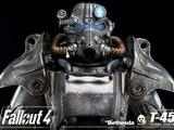 threezero製『Fallout4』T-45パワーアーマーフィギュア、日本でも予約開始―グッスマより9月発売予定