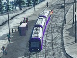 『Cities: Skylines』第2弾拡張「Snowfall」が2月18日より配信開始―路面電車が追加!