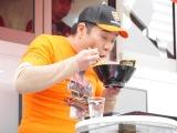 喰らえ波動拳!『ストリートファイターV』ラーメン店が新宿に限定オープン