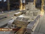 正式リリースされたPS4版『World of Tanks』プレイレポ―PC版との違いも解説