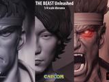 プロ格闘ゲーマーのウメハラがフィギュア化!―リュウとのジオラマセットで発売予定