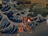 侍の一生描く浮世絵調ローグライクRPG『Shigatari』Steam Greenlightに登場