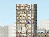 『ザ・タワー』風の高層ビル建築運営シム新作『Project Highrise』が発表!