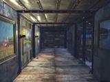 PS4版『Fallout 4』拠点クラフトで『P.T.』を再現!廊下の曲がり角で出会うのは…