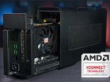 AMDが外付けグラフィックカード接続技術「XConnect」を発表―Thunderbolt 3を利用