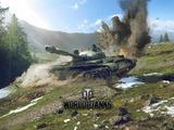 『World of Tanks』でドリフトが可能に!物理演算やSEを改良する大型アップデートが配信