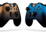 Xbox Oneコントローラーの新デザイン2種発表―グラデーションが映える「Shadow Design」