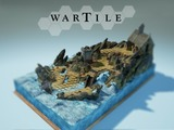 豪華でステキなデジタルTRPG『WARTILE』がKickstarterに登場