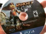 PS4『ラチェット&クランク』の開発がゴールド!ディスクラベルも披露