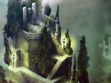 風景画のような2Dアートで描かれる4人称視点ゲーム『Pavilion』がPS4/Vita向けに発売決定、TGSへの出展も