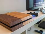 和室と相性がよさそうな100%木製のPlayStation 4カバーが海外で登場―価格は約2万円