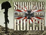 第二次世界大戦を世界規模で描く戦略級ストラテジー『Supreme Ruler 1936』が正式リリース