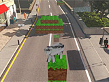 人気サンドボックス『Minecraft』がプレイ可能に!?『Goat Simulator』パッチ1.1の最新ショット