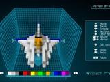 「機体クリエイターモード」が実装された『RESOGUN』海外ユーザーが有名機体を制作