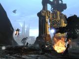 『Titanfall』DLC第二弾「Frontier's Edge」自然の要塞とも言える追加マップの最新イメージ