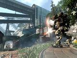 『Titanfall』DLC第二弾「Frontier's Edge」輸送拠点を舞台にしたマップ「Export」最新ショット
