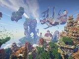海外の『Minecraft』巨大建築コンテストが決着!雲をも突き抜ける大都市が続々公開