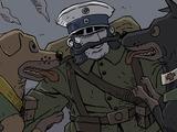 WW1パズル『バリアント ハート』のコミックが iOS向けに11月配信― ウォルトの活躍を描く
